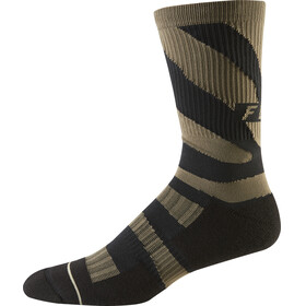 "Fox 8"" Trail Cushion - Calcetines Hombre - marrón/negro"